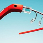 les Google GLASS rouges