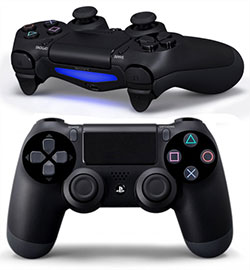 la Manette de la Playstation4 Dualshock 4