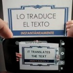 Word Lens l'application de traduction en réalité augmentée