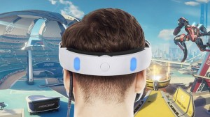PS4 VR casque 4